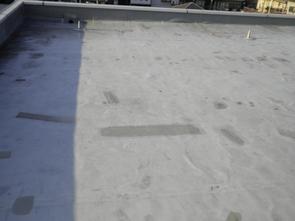 屋上 防水工事 施工前